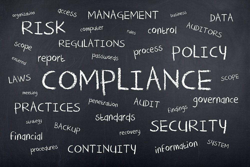 עמידה בתקנות אבטחת מידע