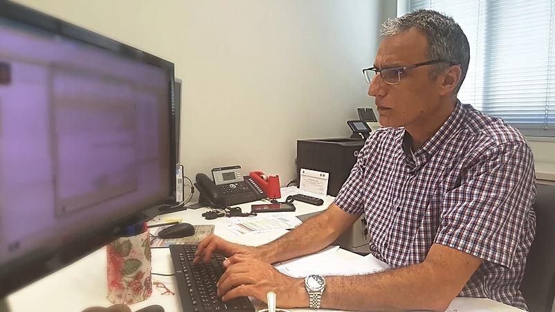 QM7 בחרה בעינב בר נס מעיריית תל אביב להיות מנהיג החודש